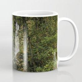 Tom's Creek Falls Coffee Mug