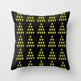 Ankh- crux ansata 22 Throw Pillow