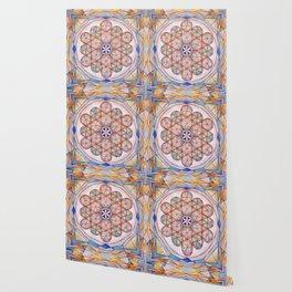 Flower of Life Mandala Wallpaper