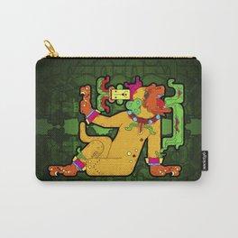 Yaxchilan - Maya Tiger Carry-All Pouch