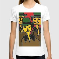 hats T-shirts featuring green hats by sladja
