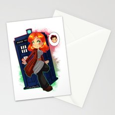 Doctor Donna  Stationery Cards