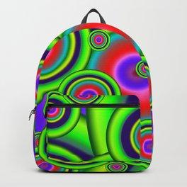 Psychedelic Spirals Backpack