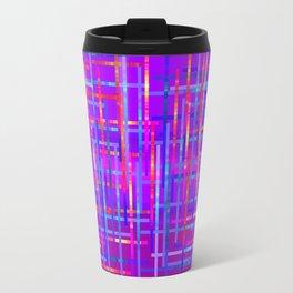 Bright Threads Amethyst Jewel Tones Travel Mug
