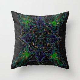 Divine Intention 6: Solar Edition Throw Pillow