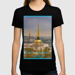 Saint Petersburg Admiralty T-shirt