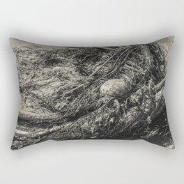 Washed Up Rectangular Pillow