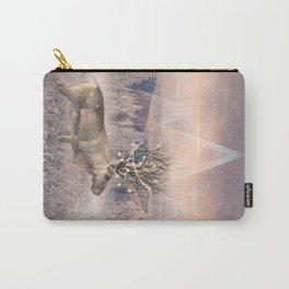 Stillness of Winter Carry-All Pouch