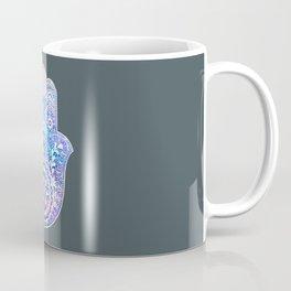 Space Hamsa Hand - I Coffee Mug