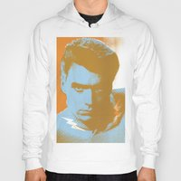 clint barton Hoodies featuring clint by zemoamerica