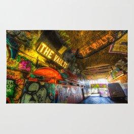 Leake Street London Vault Rug