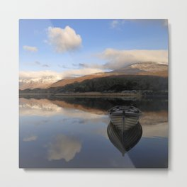 The Upper Lake Metal Print