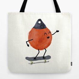 Skater Buoy Tote Bag