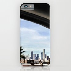 Driving by the LA skyline. Slim Case iPhone 6s