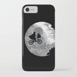 Yoda Phone Home iPhone Case