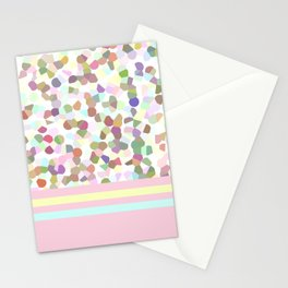 Lots of Dots Rose Stationery Cards
