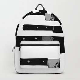 knife to meet you Backpack
