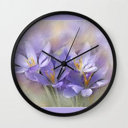 framed pictures -81- Wall Clock