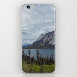 Tagish Lake Yukon Canada iPhone Skin