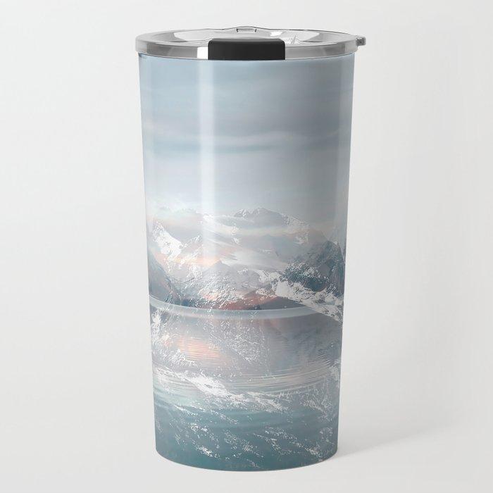 Sunken Snow Travel Mug