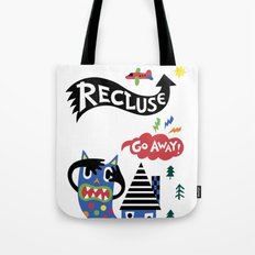 Professional Recluse Tote Bag