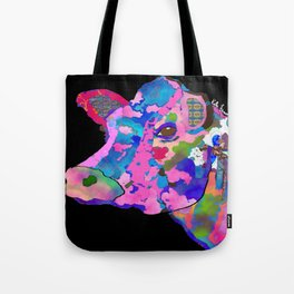 Bessie the Cow  Tote Bag
