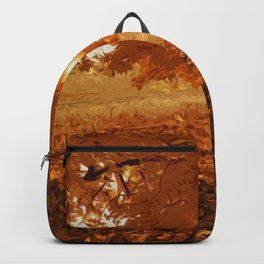 Autumnal Sunlight Backpack