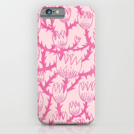 Pink Thorn iPhone & iPod Case
