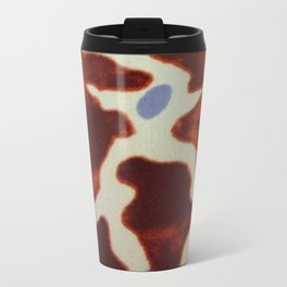 Giraffe Metal Travel Mug