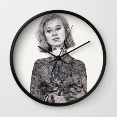 If I Lose Myself, I Lose It All Wall Clock