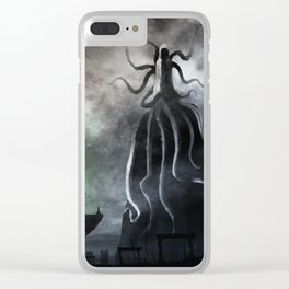 The Old Gods Clear iPhone Case