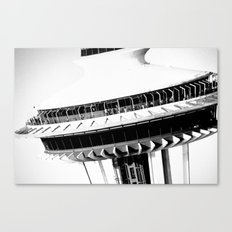Space Needle...Seattle Canvas Print