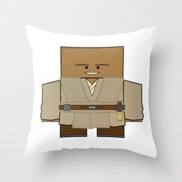 Episode II: Attack of the Clones - Mace Windu Throw Pillow
