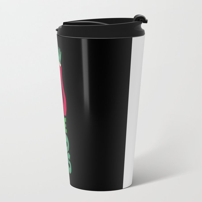 Listen To The Cyclops Travel Mug