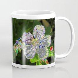 Waterfall in Pen & Ink  Coffee Mug