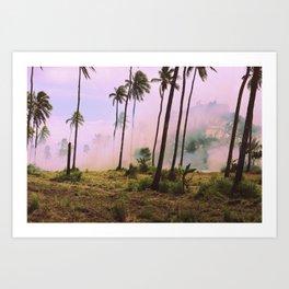 Tonga II  Art Print