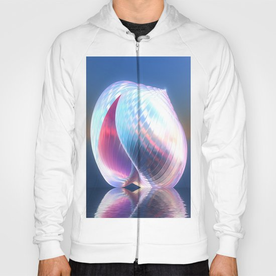 Reflected Shell Hoody