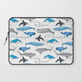 Whale Constellation Laptop Sleeve