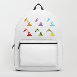 Working Robots Backpack