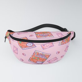 Strawberry Gummy Candy Fanny Pack