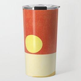 LANDSHAPES / Beach - Sunset Travel Mug