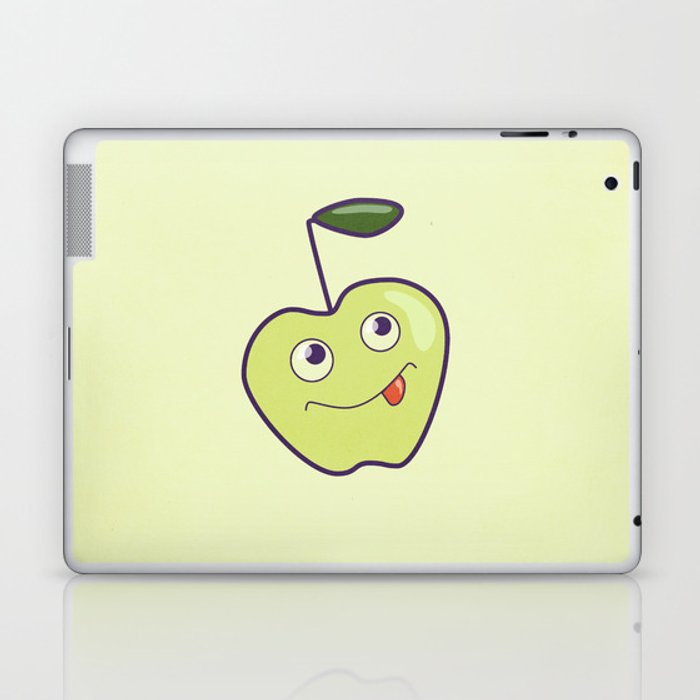 the gallery for gt cartoon apple laptop
