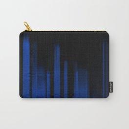 Blue Streak Carry-All Pouch