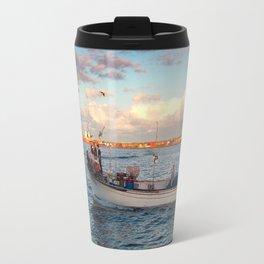 Fishermen Travel Mug