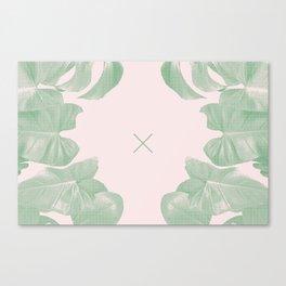 PALM X Canvas Print