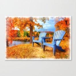 Autumn Splendor Canvas Print