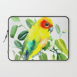 Sun Parakeet Laptop Sleeve