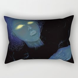 The omen Rectangular Pillow