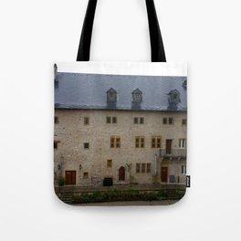 Chateau de Malbrouck Tote Bag