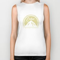 aragorn Biker Tanks featuring Erebor mining company by Nxolab